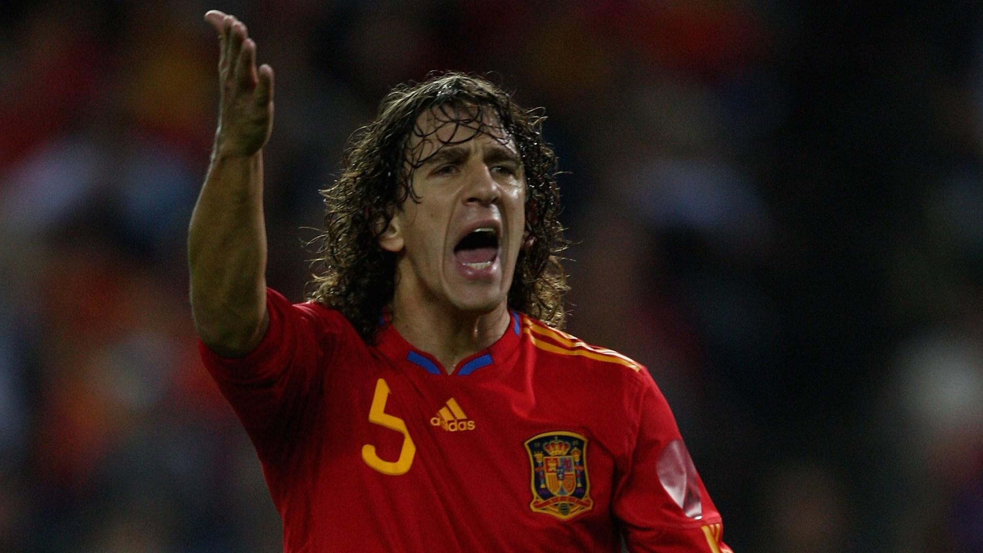 Carles Puyol Spain