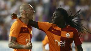Maicon Bafetimbi Gomis Galatasaray