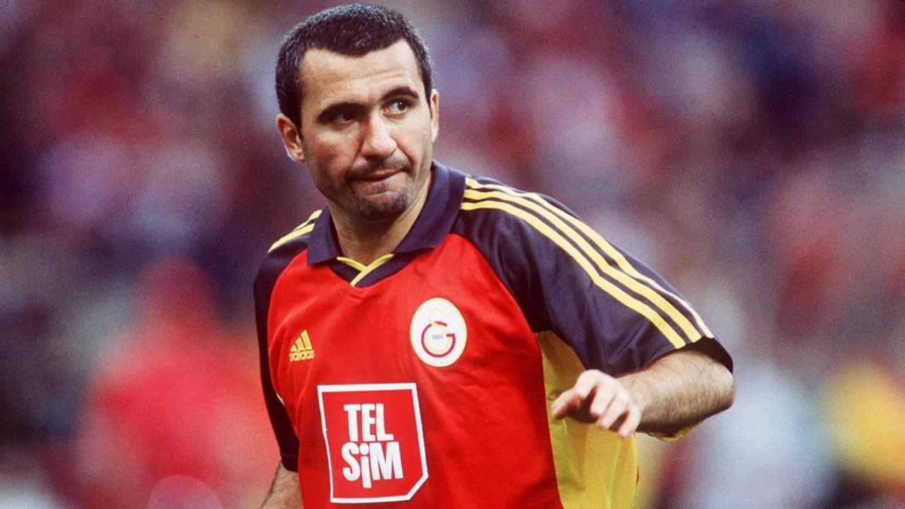 Gheorghe Hagi Galatasaray