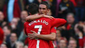 Cristiano Ronaldo Federico Macheda Manchester United EPL 04052009