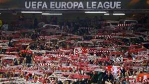 Liverpool Fans Europa League