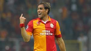 Johan Elmander Galatasaray