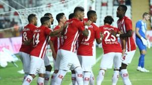 Antalyaspor goal celebration 2592017