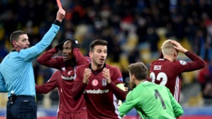 Dinamo Kiev Besiktas Atiba Andreas Beck Fabri Oguzhan Ozyakup 12062016 UCL
