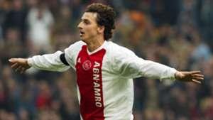 Zlatan Ibrahimovic Ajax