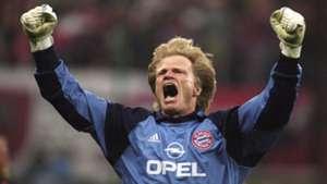 Oliver Kahn Bayern Munchen
