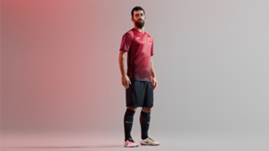Arda Turan Turkey Euro 2016 home kit
