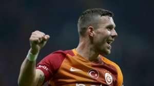 Lukas Podolski Galatasaray Adanaspor STSL 04032017