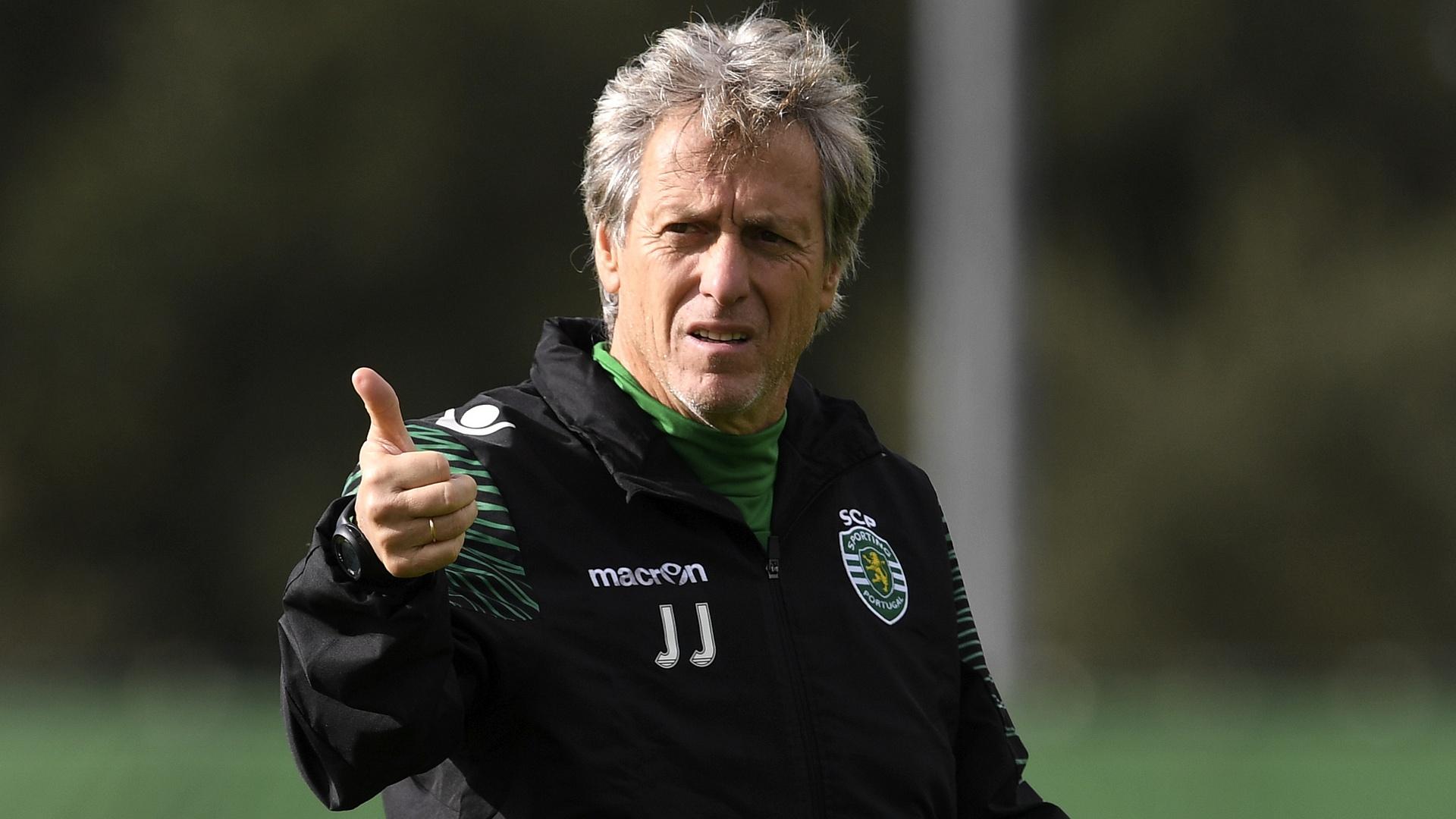 Jorge Jesus: 'Ripetere l'impresa con il Benfica è possibile. Qui per vincere'