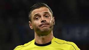 Damir Skomina Slovenian referee