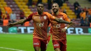 Garry Rodrigues Yasin Oztekin Galatasaray Adanaspor