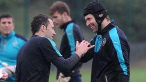 David Ospina Petr Cech Arsenal