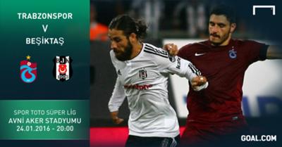 Trabzonspor Besiktas GFX