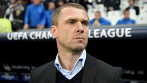 Serhiy Rebrov Dynamo Kyiv