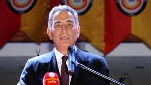Adnan Polat Galatasaray former chairman