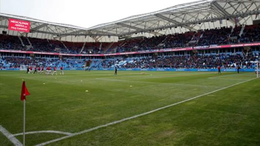 Trabzonspor Senol Gunes Kompleksi Medical Park Arena