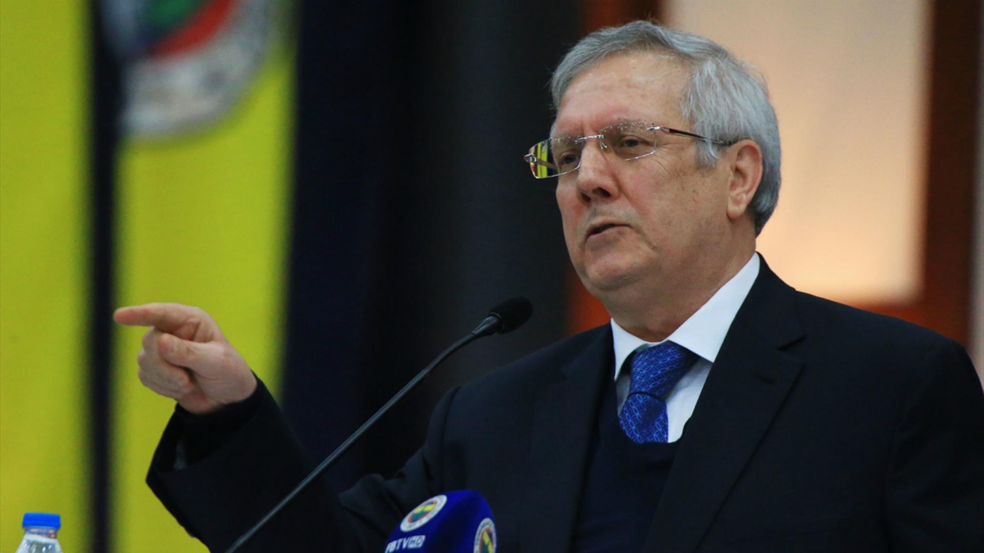 Aziz Yildirim Fenerbahce