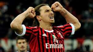 Zlatan Ibrahimovic Milan