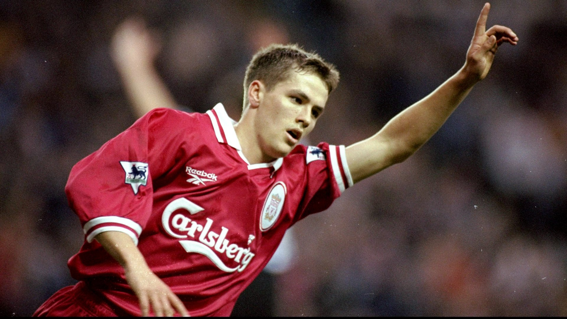 Michael Owen Liverpool 1998