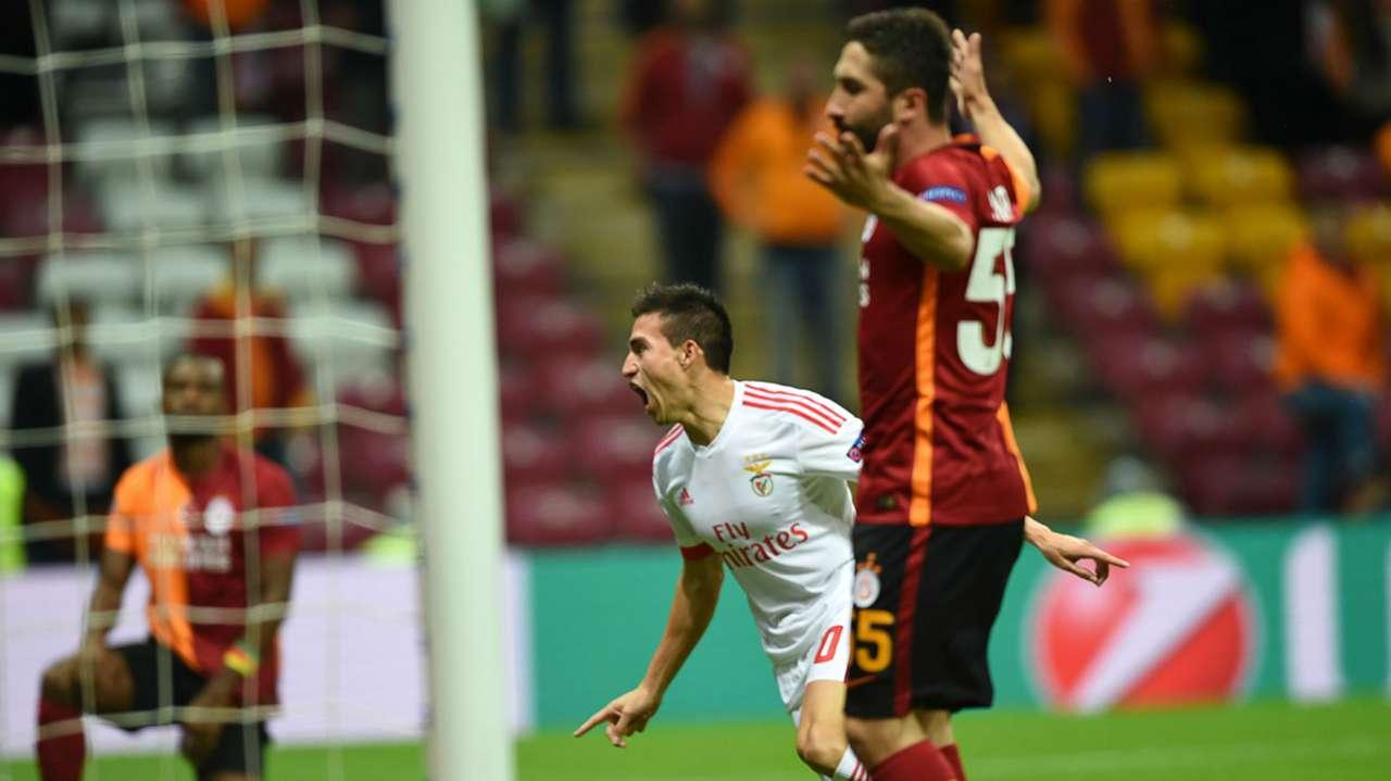Galatasaray Benfica 10212015