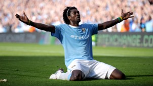 Emmanuel Adebayor Manchester City
