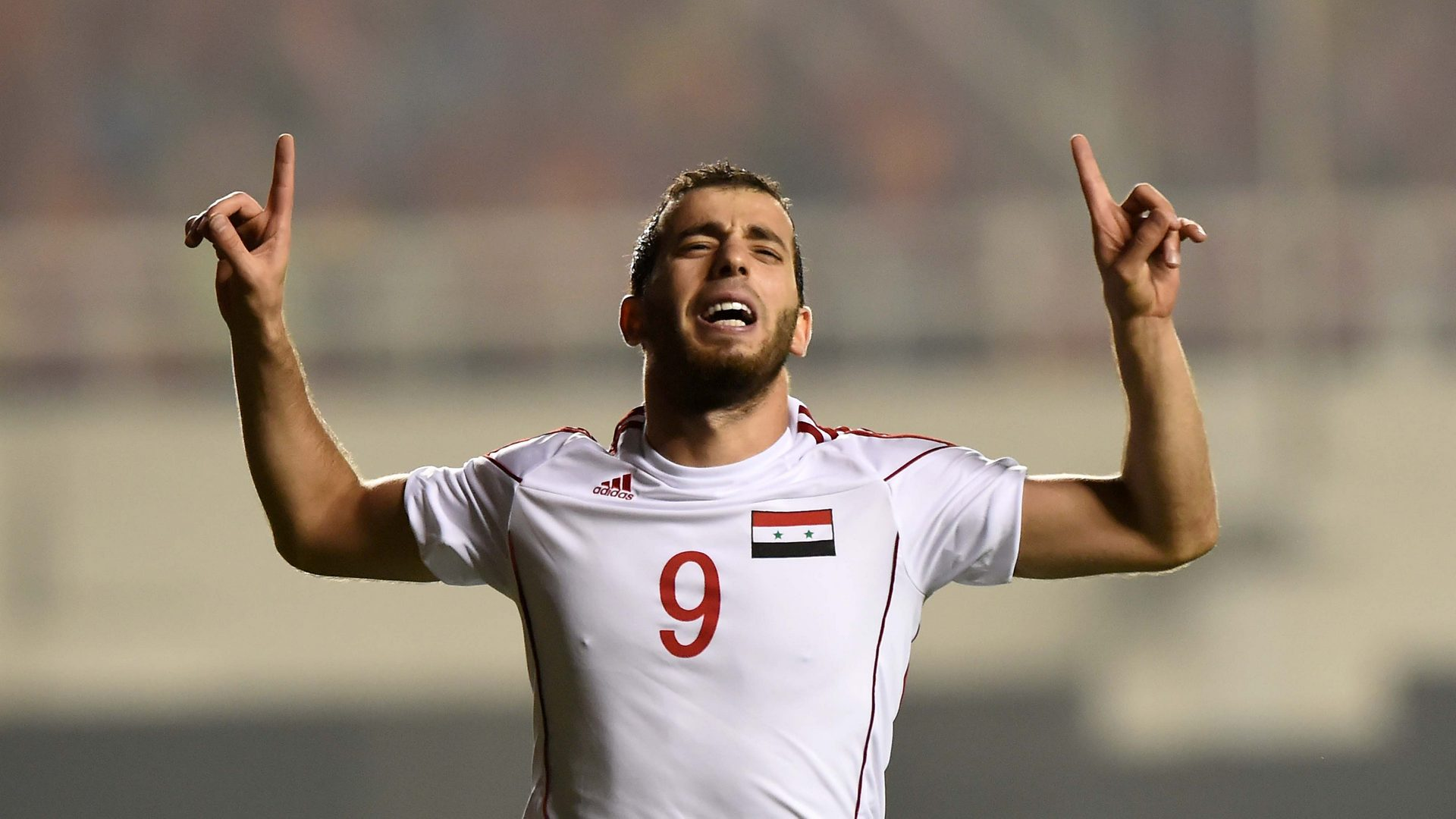 Late penalty keeps Syria's World Cup dream alive