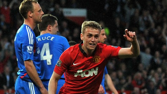 James Wilson Manchester United Hull City EPL 05062014
