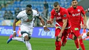 Bright Edomwonyi Chico Rizespor Antalyaspor STSL 03122017