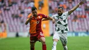Sinan Gumus Mehmet Uslu Galatasaray Konyaspor 03062017