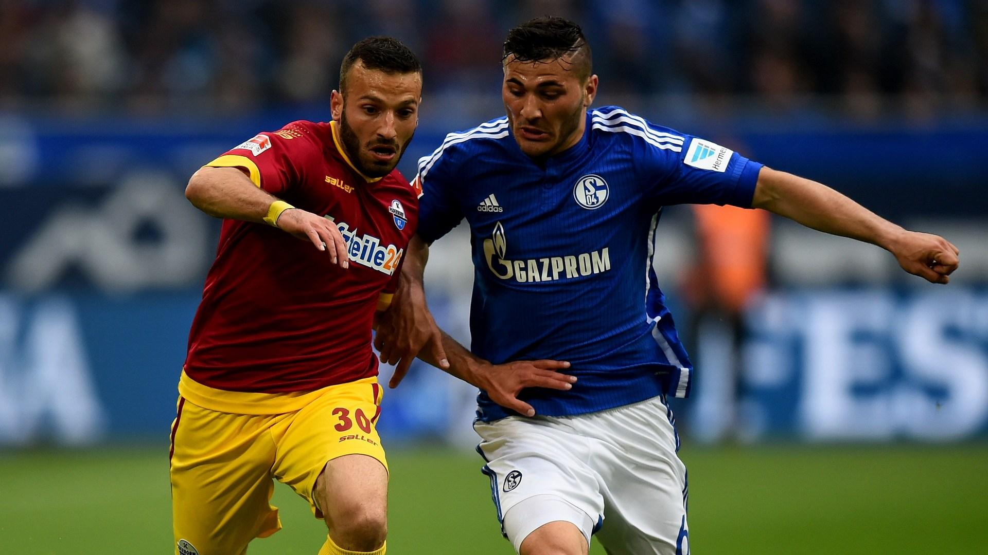 Suleyman Koc Sead Kolasinac Paderborn Schalke