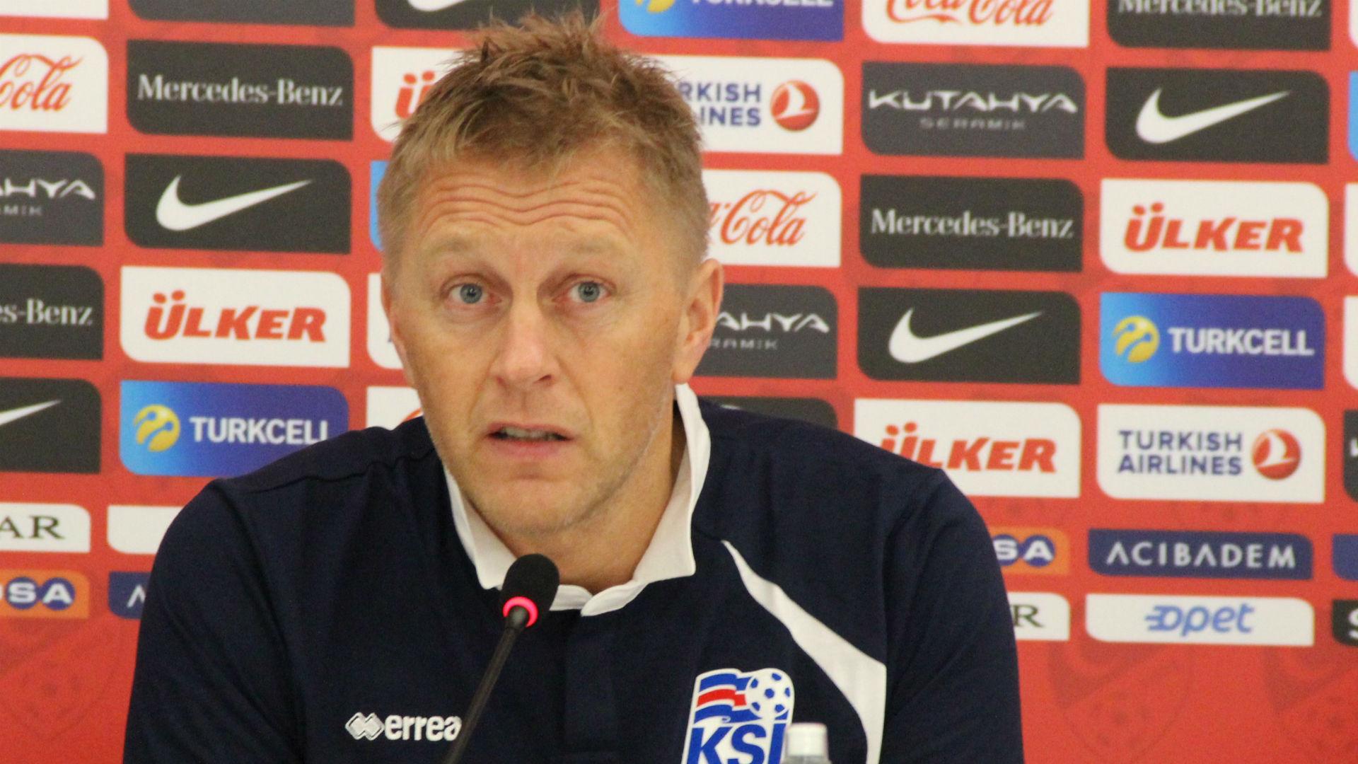 El técnico de Islandia comparó a la Selección argentina con México