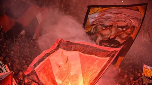 Al-Ahly Cairo fans