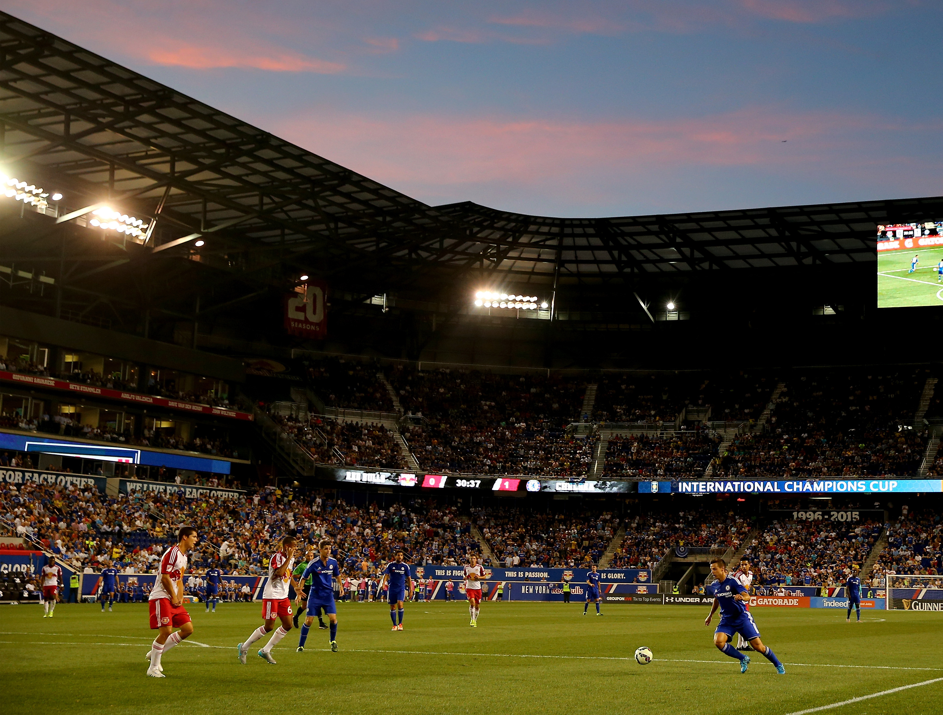 Red Bull Arena: Harris, New Jersey