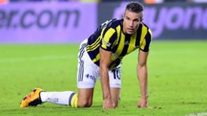 Robin van Persie Fenerbahce Bursaspor 091116