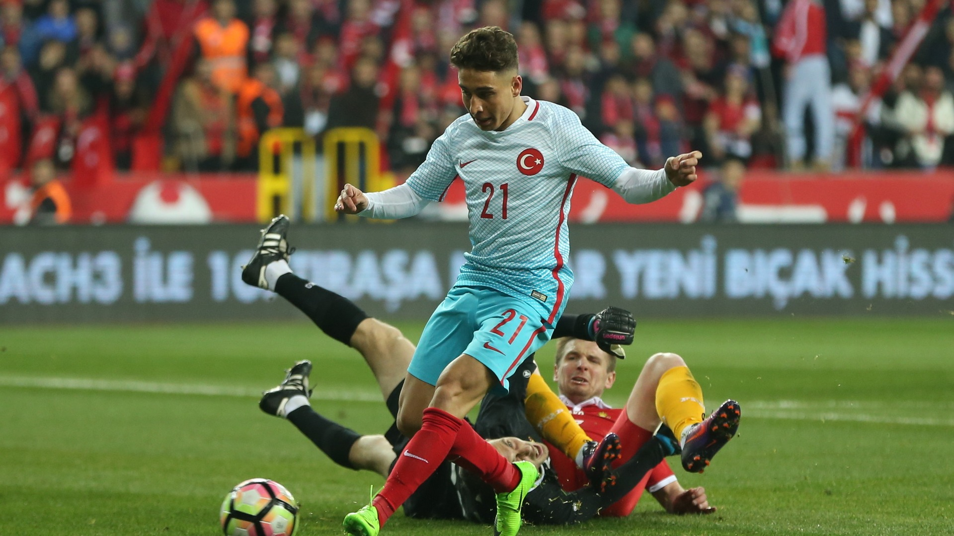 Emre Mor Turkey 2732017