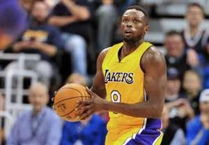 Luol Deng NBA Player Los Angeles Lakers