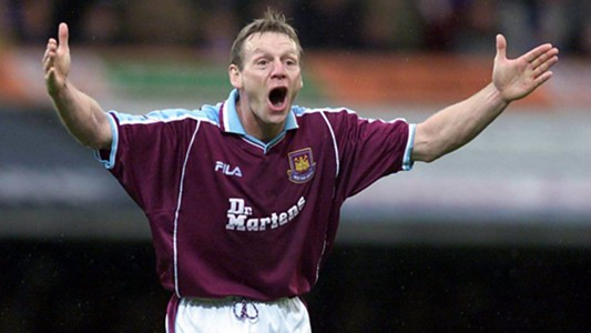 Stuart Pearce West Ham United