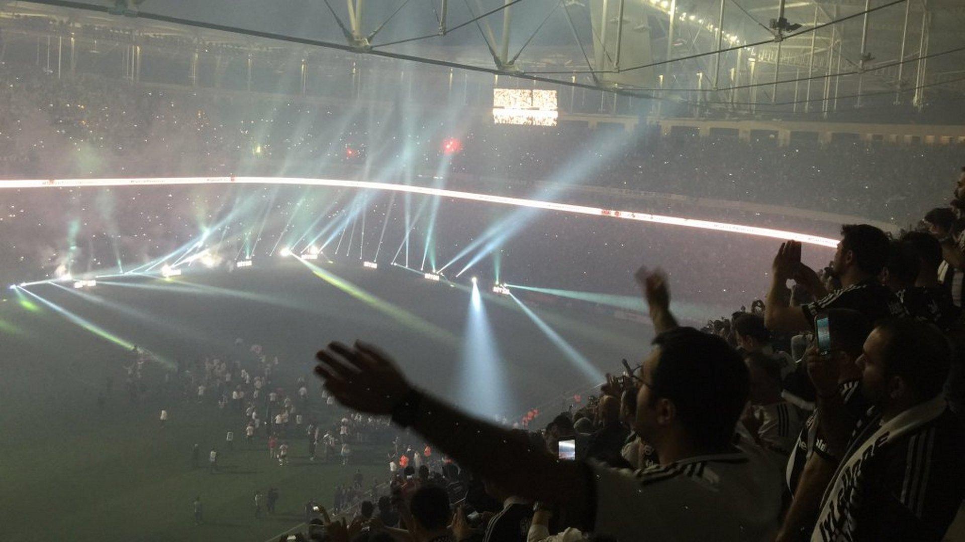Vodafone Arena Besiktas 05152016