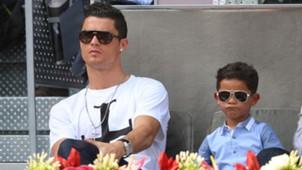 Cristiano Ronaldo Cristiano Junior