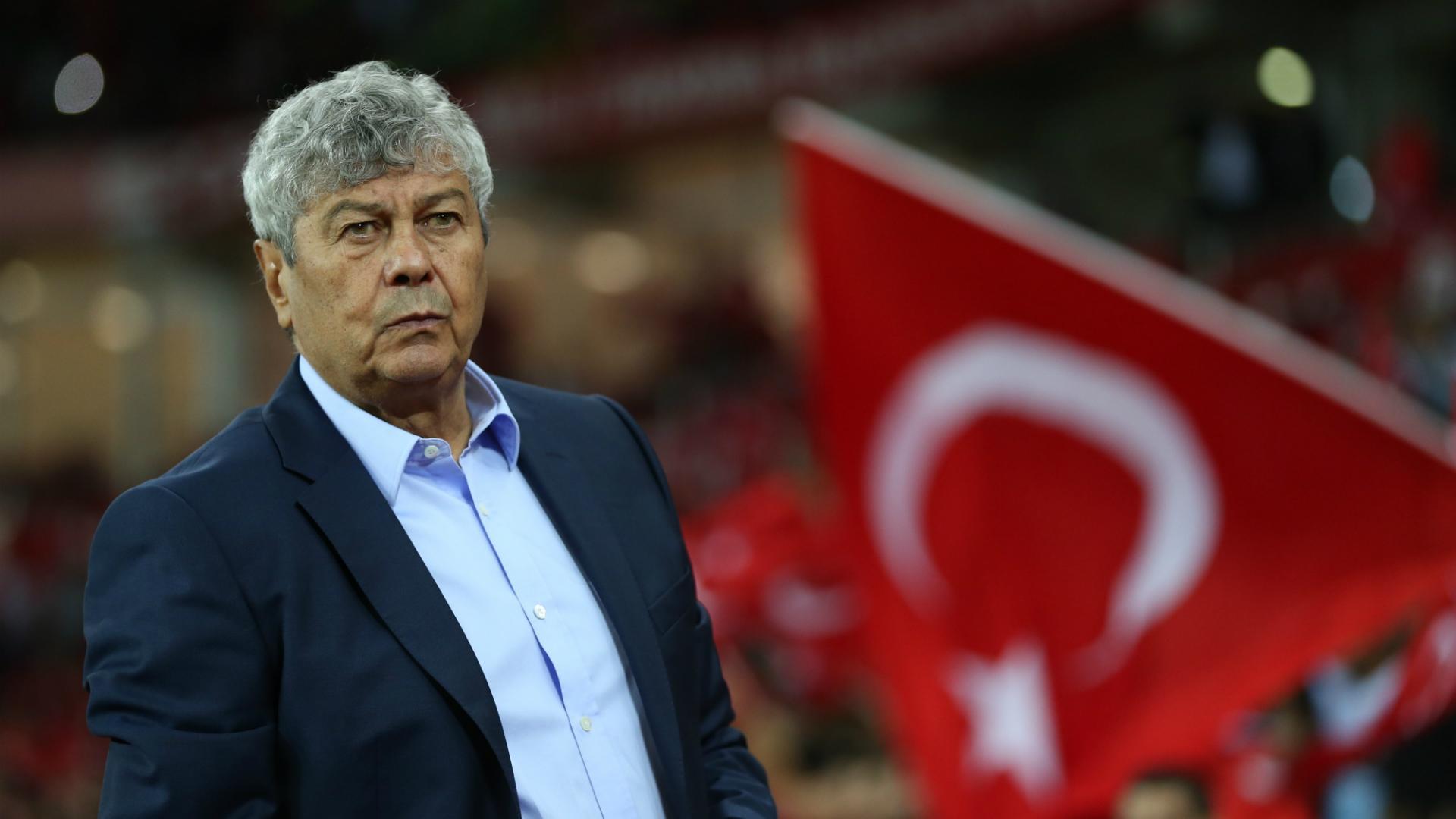 Mircea Lucescu Turkey