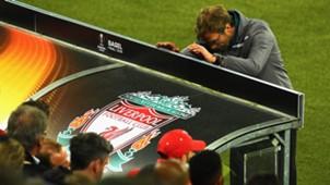 Jurgen Klopp Liverpool Sevilla UEL 05182016