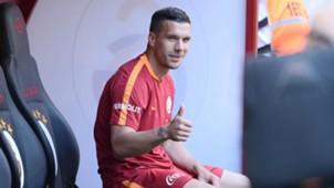 Lukas Podolski Galatasaray