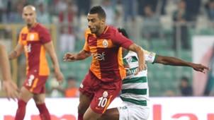 Younes Belhanda Bursaspor Galatasaray 2492017