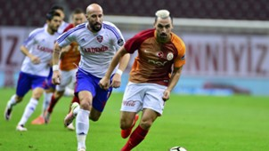 Iasmin Latovlevici Sinan Gumus Galatasaray Karabukspor