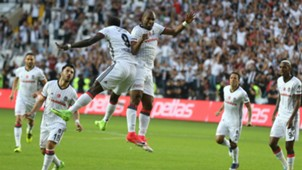 Ryan Babel Vincent Aboubakar Gaziantepspor Besiktas 05282017