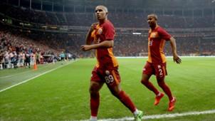 Sofiane Feghouli Mariano Galatasaray 9302017