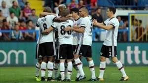 Besiktas goal celebration 992017