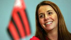 Patricia Amorim former Flamengo chairman