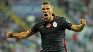 Lukas Podolski Galatasaray STSL 08152015