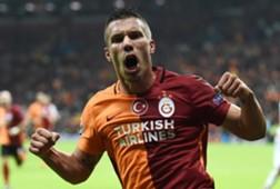Lukas Podolski Galatasaray 10212015